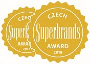 Czech Superbrands 2018