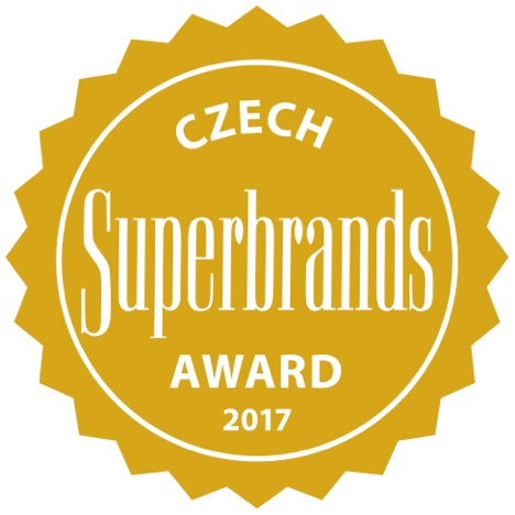 Logo Czech Superbrands
