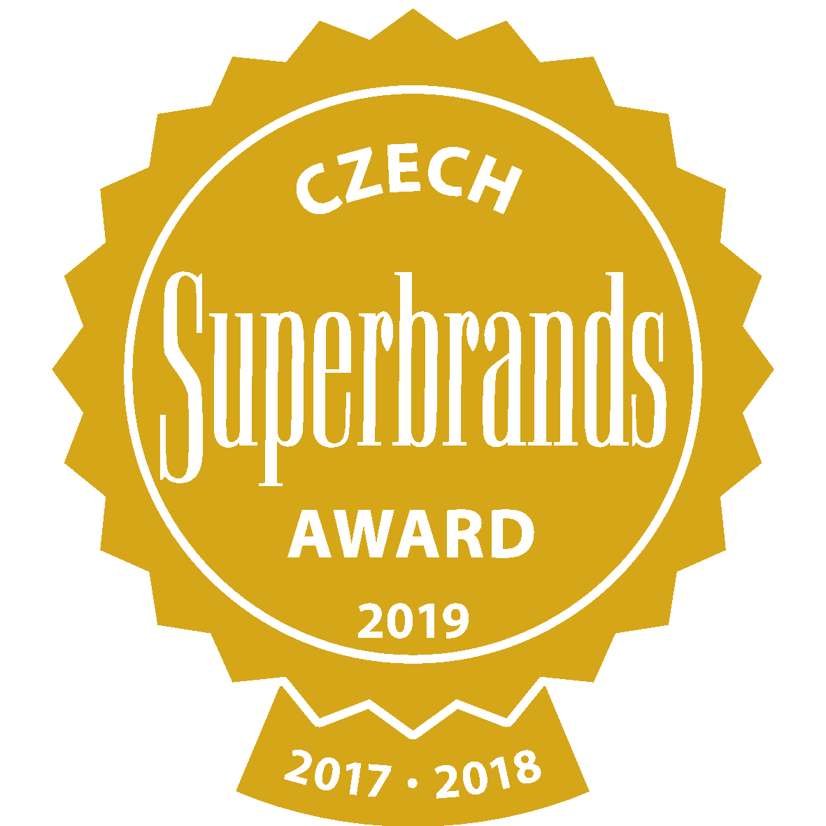LITE držitelem Czech Superbrands 2017 - 2019